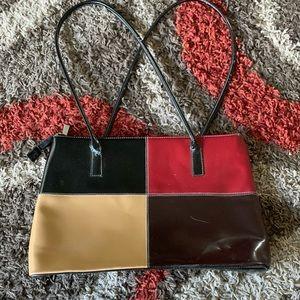 Designer Leather Purse